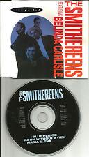 Pat Dinizio SMITHEREENS BELINDA CARLISLE Blue Period & Maria ACOUSTIC CD Go Go's