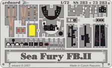 Eduard Zoom ss283 1/72 HAWKER SEA FURY FB. II Trombettista