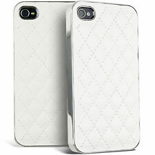 White Fitted Case for iPhone 5