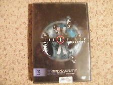 X-FILES STAGIONE 3  DVD  3-  4 EPISODI  - EDITORIALE