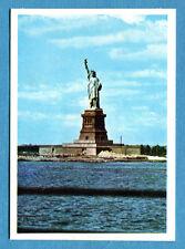 LA TERRA - Panini 1966 - Figurina-Sticker n. 376 - NEW YORK -Rec