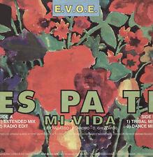 E.V.O.E. - Es Pa Ti Mi Vida - New Music International