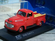 1:43 Minichamps 1948 Ford F-1 Pickup Truck, 100 Years of Ford Heart and Soul