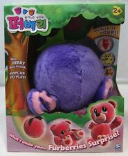 Furberries Furberry Fur berry berries - 'Blueberry Bear' by Spin Master