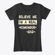 Real Komondor Dad Women's Premium Tee T-Shirt