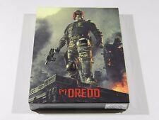 Dredd (3D+2D) Blu-ray Steelbook [Czech] FilmArena Full Slip Edition #319/500