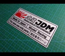 OSAKA KANJO PERFORMANCE 大阪 JDM logo JAPAN car Decal Reflective Sticker #05