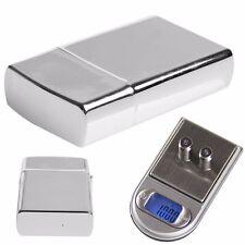 200g x 0.01g Lighter Style LCD Digital Jewelry Gram Balance Pocket Weight  Scale
