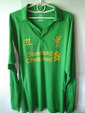2012-13 Liverpool Home GK Shirt Jersey Trikot XL