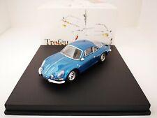 TROFEU 1/43 Alpine Renault A110 1600S Berlinetta Metallic Blue 802b