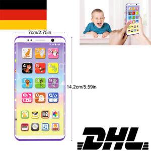 Babytelefon Kleinkinder Smartphone Spielzeughandy Pädagogisches Lernen Spielzeug