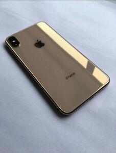 Apple iPhone XS - 512GB - Gold (Unlocked) A1920 (CDMA + GSM) Verizon