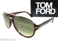 Authentic TOM FORD Dimitry Aviator Sunglasses FT 334 - 56K *NEW*