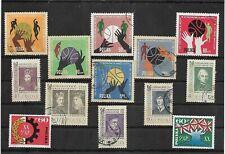 Polonia Deportes Personajes Series del año 1963 (EZ-925)