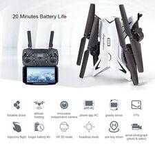 KY601S RC Drone Con Camara Angulo Lente 1080P HD Cuadricóptero Video WiFi FPV