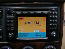 MERCEDES ML W163 GPS RADIO NAVIGATION NAVI SAT NAV COMAND 2.0