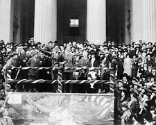 Douglas Fairbanks at Liberty Loan War Bond Drive New World War I WWI 8x10 Photo