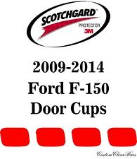 3M Scotchgard Paint Protection Film Clear Pre-Cut 2011 2012 2013 2014 Ford F-150