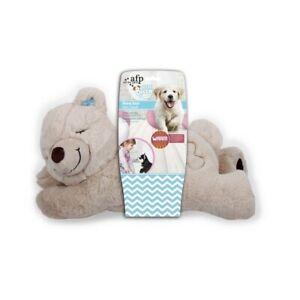 All For Paws Little Buddy Warm Bear - Warming Toy, Sleep Aid
