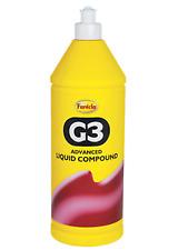 FARECLA G3 ADVANCED LIQUID/ CUTTING COMPOUND 1LTR (CHF07010)