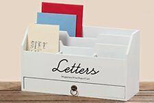 Utensilo Lemgo Utensilien weiss Briefhalter Briefbox Ablagebox Briefablage
