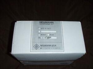 Neumann U 87 Ai Set Z Multi Pattern Condenser Microphone Set