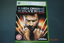 X-Men Origins Wolverine Uncaged Edition Xbox 360 UK PAL **FREE UK POSTAGE**