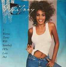 "WHITNEY HOUSTON - I Wanna Dance With Somebody (Who Loves Me) (12"") (G/G-)"