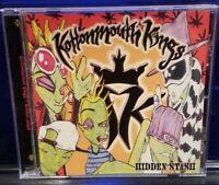 Kottonmouth Kings - Hidden Stash CD rare suburban noize kmk saint dog daddy x