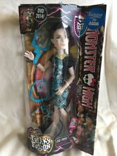 BNIB Monster High  Jackson Jekyll Freaky Fusion Save Frankie Doll Rare!