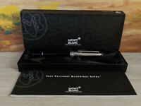 MONTBLANC Meisterstuck Solitaire Doue Stainless Steel Rollerball Pen