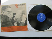 """Shostakovich Symphony No 5 12"""" Lp LSPSO Mravinsky Mezhdunarodnaya Kniga USSR"""