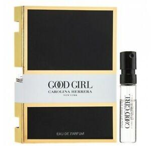 Carolina Herrera Good Girl Parfum EDP 1.5ml Spray Sample Vial Womens Perfume NEW