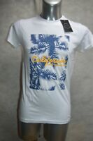 TEE SHIRT CALIFORNIA COMORA AND SHARKS COTON NEUF  TAILLE S TOP/MAGLIA