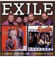 EXILE - Hang on to Your Heart/Exile, 2 albums on 1 CD, (Country) NEW & Sealed