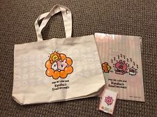Brand New Mister Donut 2018 Fukubukuro bag folders mirror