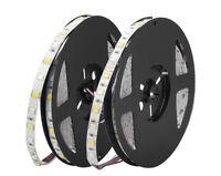 RGB CCT LED strip light 5050 5M Full Color rgbww RGBW waterproof string 12v 24v