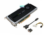 PNY NVIDIA Quadro 4000 2GB PCIe 2.0 x16 GDDR5 Video Graphics Card VCQ4000-PB