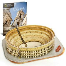 More details for cubicfun 3d jigsaw puzzles for kids adults rome the colosseum national geogra...