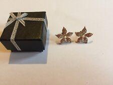 Star design Earings or Piercings 6mm long Surgical steel