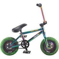 Balancín Mini Bmx 3 + Crazy Principal Freecoaster Bicicleta - Neocromado