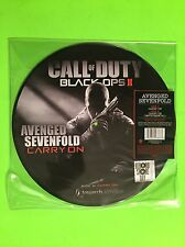 Carry On [Single] by Avenged Sevenfold Record Store Day Vinyl Picture Color LP