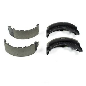 Drum Brake Shoe-PowerStop - Rear Autospecialty Brake Shoes Rear Power Stop B538