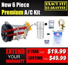 """NEW PREMIUM AC COMPRESSOR """"KIT"""" FITS:2008-2010 CHRY. TOWN&COUNTRY W/ 3.3-3.8 ENG"""
