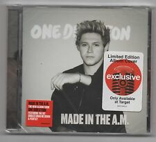 One Direction Made in The A.M. Target Exclusive CD Niall Horan Cover