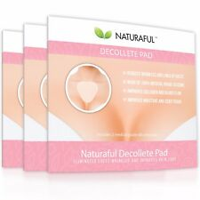 NATURAFUL - NEW TOP RATED Decollete Pads (6 Pads) - Anti-Wrinkle Decollete Pads