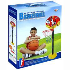 Mini Basketballkorb Korbspiel Wurfball Ball Ballspiel höhenverstellbar bis 109cm