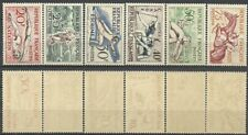 JEUX OLYMPIQUES - 1953 YT 960 à 965 - TIMBRES NEUFS** MNH LUXE