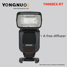 Yongnuo YN968EX RT Wireless Flash Speedlite For YN600EX RT II  Canon 600EX-RT