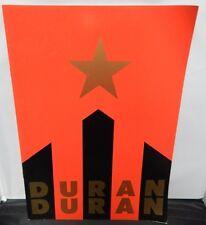 Duran Duran 1987 Strange Behavior World Tour - Simon Le Bon - John - Taylor